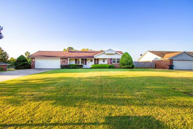 714 W Harrison Street, Purcell, OK 73080 (MLS #976379) :: Meraki Real Estate