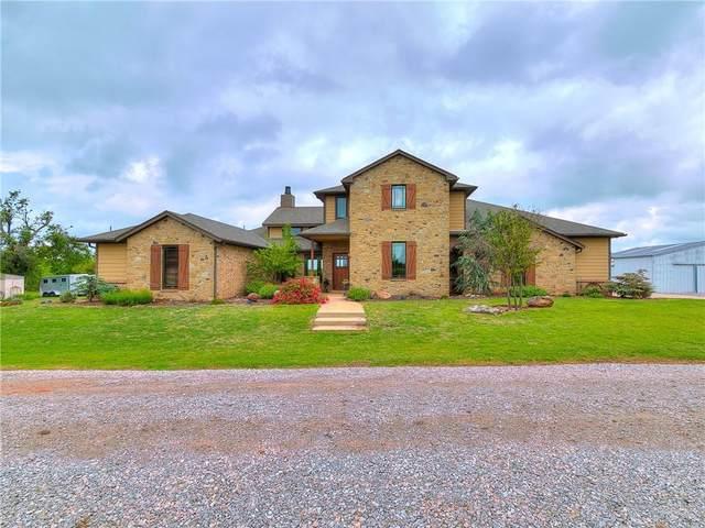 8615 E Reno Road, El Reno, OK 73036 (MLS #976380) :: Maven Real Estate