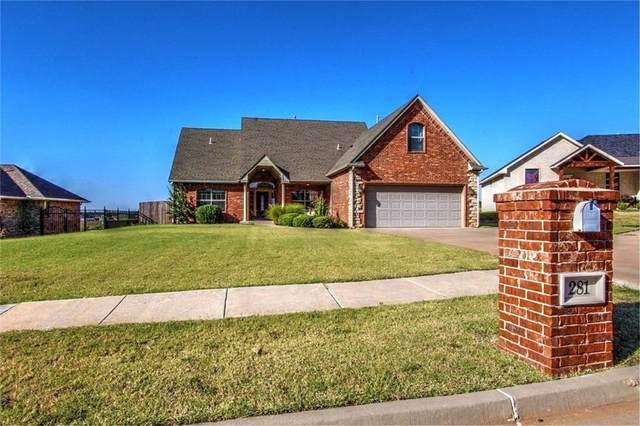 281 Bailey Street, Blanchard, OK 73010 (MLS #976386) :: Maven Real Estate