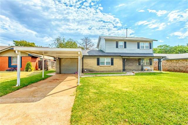 10908 Rochdale Avenue, Oklahoma City, OK 73114 (MLS #976395) :: Erhardt Group
