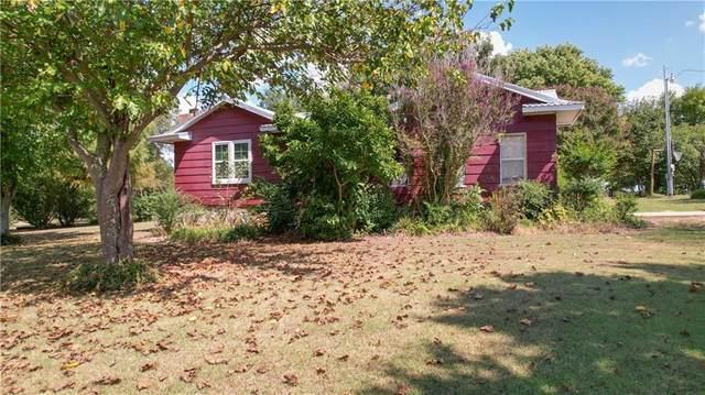 23073 N County Road 3280, Wynnewood, OK 73098 (MLS #976405) :: Maven Real Estate