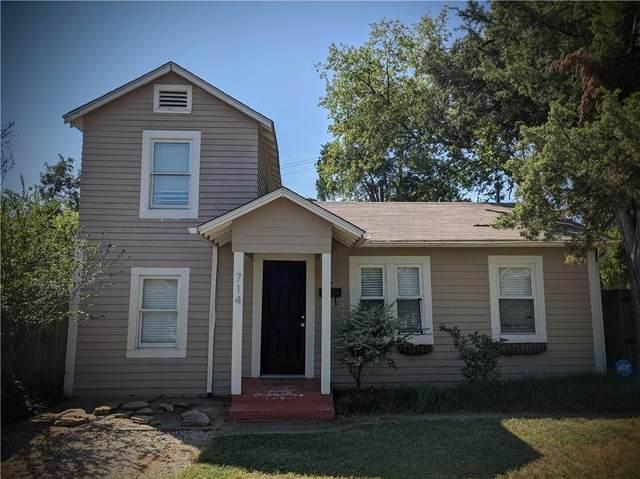 714 NW 27th Street, Oklahoma City, OK 73103 (MLS #976415) :: Keller Williams Realty Elite