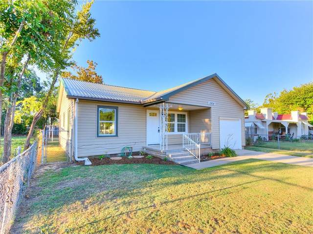 2828 SW 31st Street, Oklahoma City, OK 73119 (MLS #976437) :: Erhardt Group