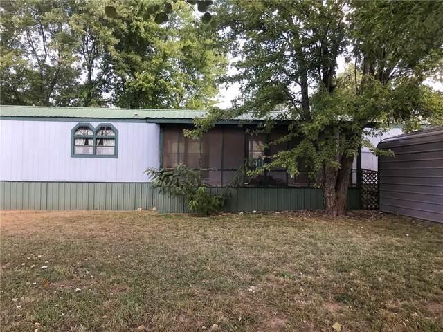 612 Labrea Street, Sulphur, OK 73086 (MLS #976442) :: KG Realty