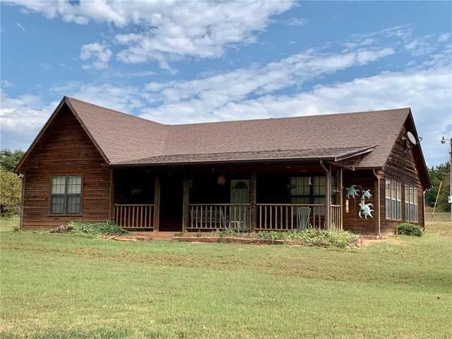 1652 Morningside Drive, Blanchard, OK 73010 (MLS #976458) :: Homestead & Co