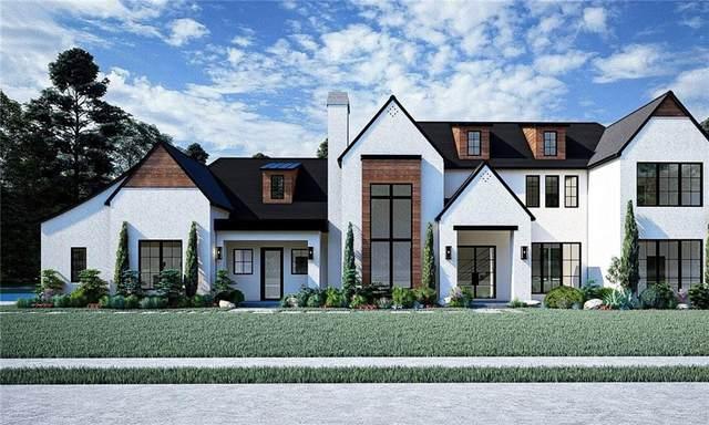 3229 Glastonbury Way, Newalla, OK 74857 (MLS #976472) :: Homestead & Co