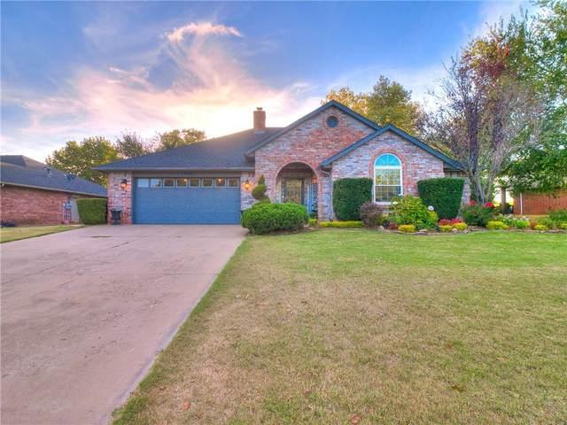 1110 N Cedar Drive, Stroud, OK 74079 (MLS #976518) :: Homestead & Co