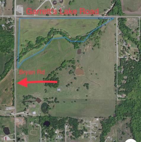 Garrett's Lake 36 Acres Road, Shawnee, OK 74804 (MLS #976535) :: Homestead & Co