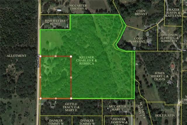 9595 Brangus Road, Meeker, OK 74855 (MLS #976543) :: Homestead & Co