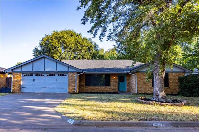 2205 Morgandee Lane, Weatherford, OK 73096 (MLS #976558) :: Homestead & Co