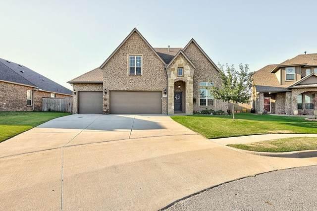 1516 Switchgrass Road, Edmond, OK 73013 (MLS #976559) :: Homestead & Co