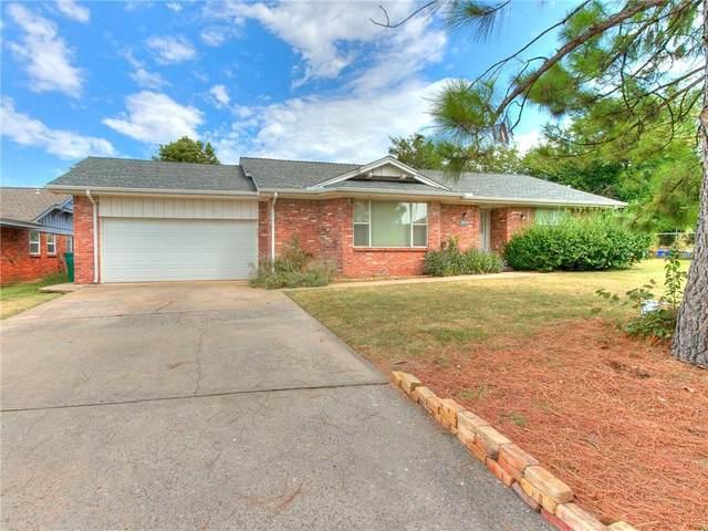 3609 Goodger Drive, Oklahoma City, OK 73112 (MLS #976568) :: Meraki Real Estate