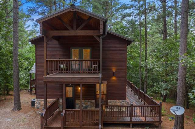 237 High Peak Trail, Broken Bow, OK 74728 (MLS #976571) :: Homestead & Co