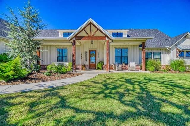 10740 N Country Drive, Edmond, OK 73034 (MLS #976573) :: Homestead & Co