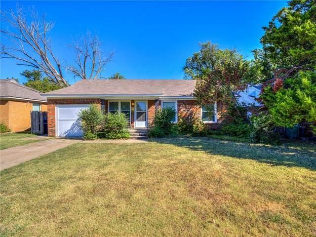 3313 NW 42nd Street, Oklahoma City, OK 73112 (MLS #976580) :: The UB Home Team at Whittington Realty
