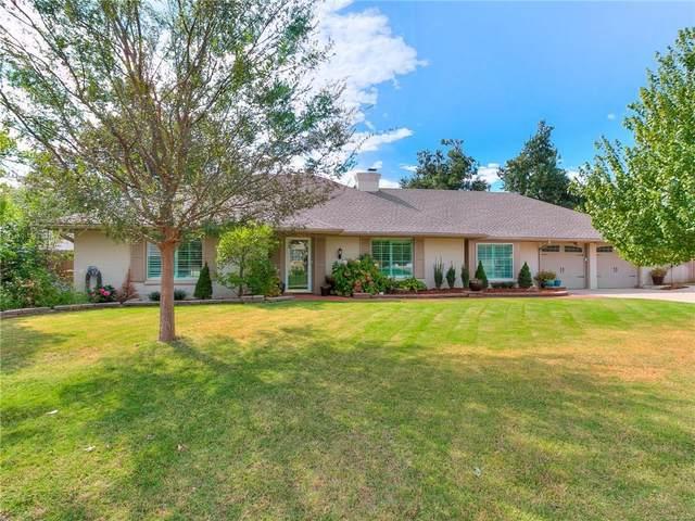 3512 NW 43rd Street, Oklahoma City, OK 73112 (MLS #976601) :: Homestead & Co