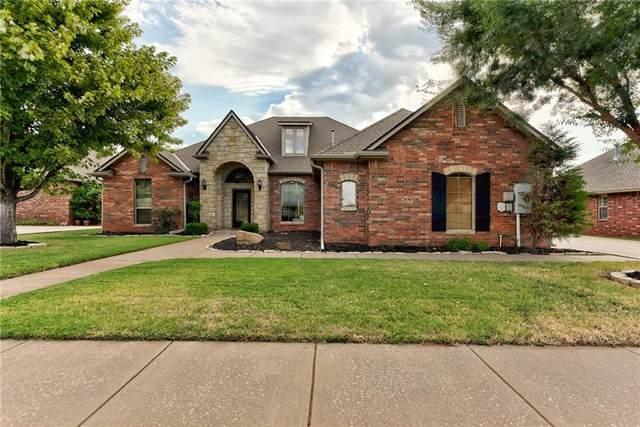 12200 Wileman Way, Oklahoma City, OK 73162 (MLS #976635) :: Homestead & Co