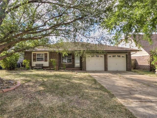 1024 NW 22nd Street, Moore, OK 73160 (MLS #976655) :: Maven Real Estate