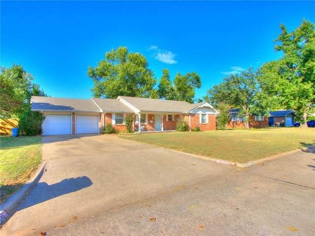 2609 Brentwood Drive, Norman, OK 73069 (MLS #976657) :: Meraki Real Estate