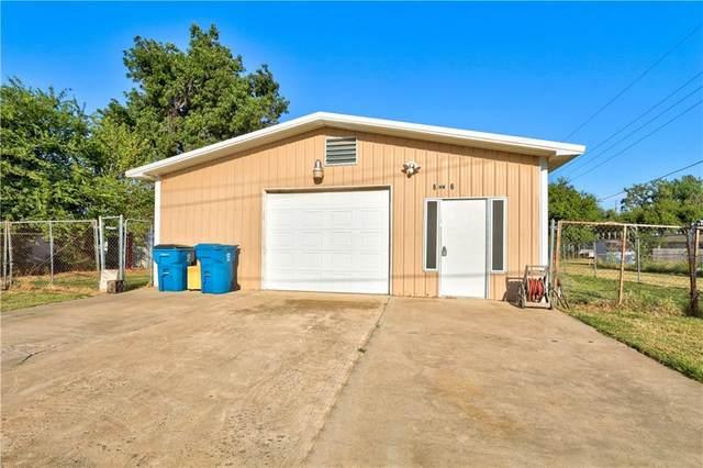 6 NW 6th Street, Tuttle, OK 73089 (MLS #976658) :: Homestead & Co