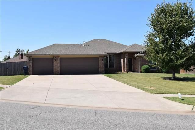 8129 Prairie Ridge Road, Oklahoma City, OK 73135 (MLS #976675) :: Homestead & Co