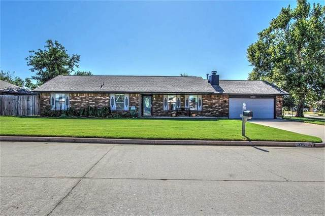 1026 W Ridgecrest Way, Mustang, OK 73064 (MLS #976680) :: Meraki Real Estate