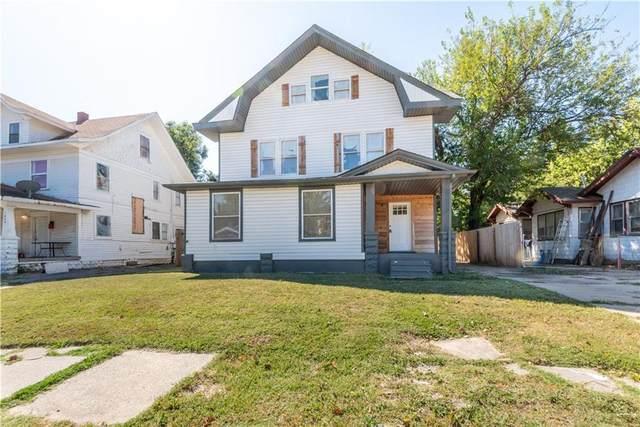 1613 N College Avenue, Oklahoma City, OK 73106 (MLS #976692) :: Homestead & Co
