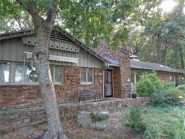1645 Marian Lane, Eufaula, OK 74432 (MLS #976712) :: Erhardt Group