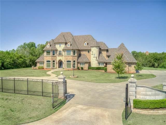 1826 County Road 1210, Tuttle, OK 73089 (MLS #976719) :: Keller Williams Realty Elite