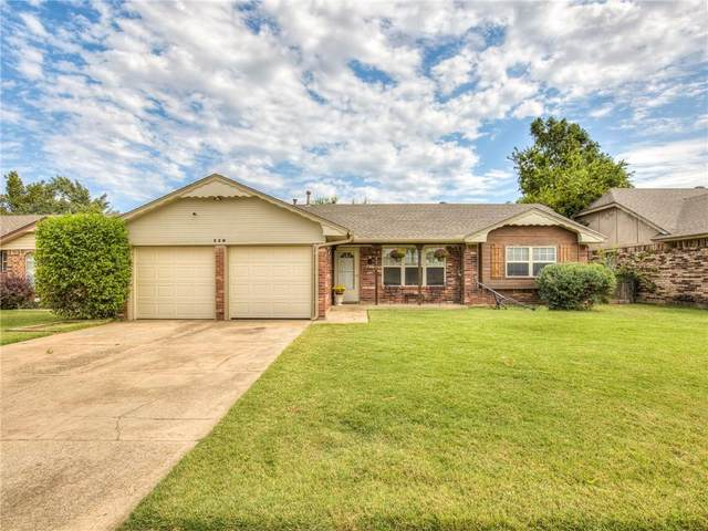 116 S Silver Leaf Drive, Moore, OK 73160 (MLS #976721) :: Sold by Shanna- 525 Realty Group