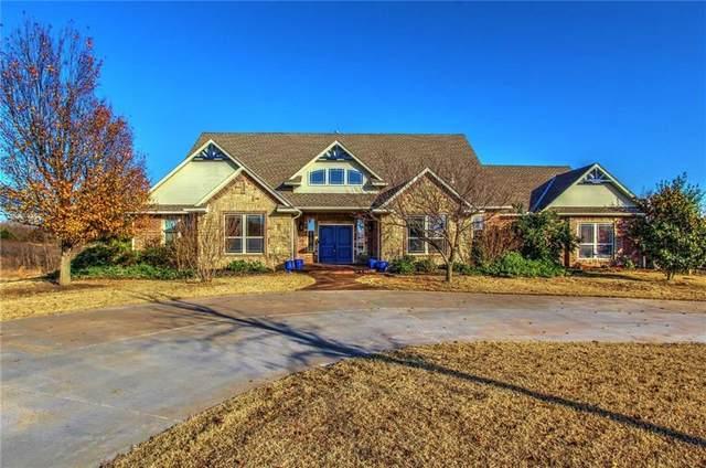 2064 County Road 1336, Blanchard, OK 73010 (MLS #976727) :: Homestead & Co