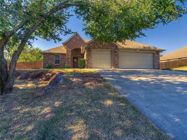 928 Crooked Oak Circle, Guthrie, OK 73044 (MLS #976734) :: Homestead & Co