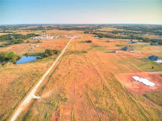 1857 S County Road 1250 Road, Tuttle, OK 73089 (MLS #976753) :: Homestead & Co