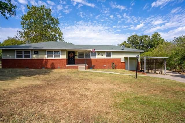 2222 Grounds Avenue, Seminole, OK 74868 (MLS #976759) :: Homestead & Co