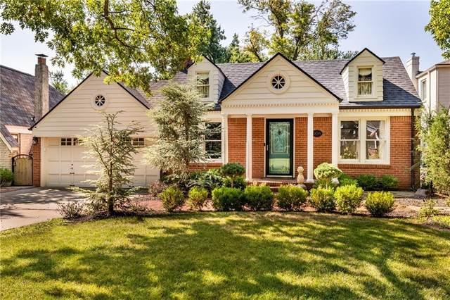508 NW 41st Street, Oklahoma City, OK 73118 (MLS #976768) :: Homestead & Co