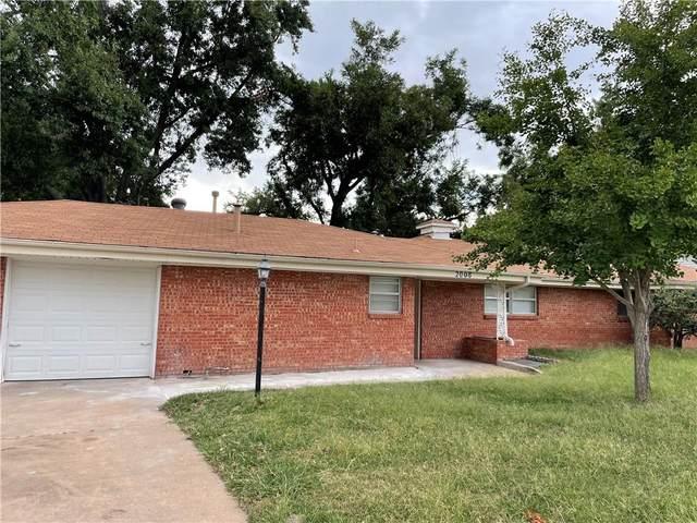2008 N Ann Arbor Avenue, Oklahoma City, OK 73127 (MLS #976793) :: Homestead & Co