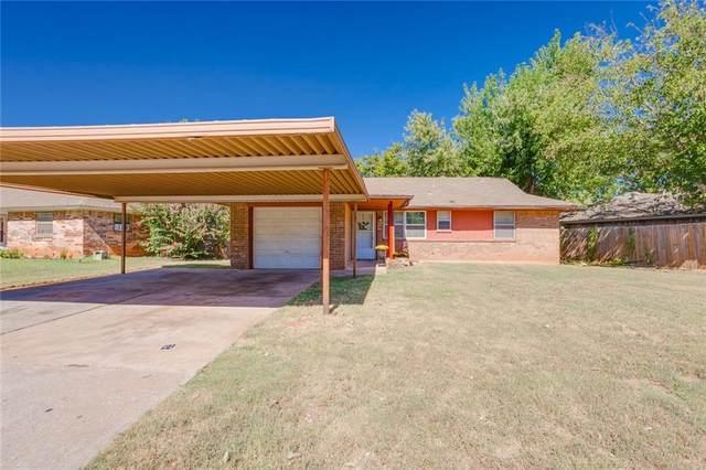 2917 SE 45th Street, Oklahoma City, OK 73129 (MLS #976813) :: Keller Williams Realty Elite
