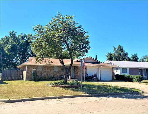 4205 S Wofford Avenue, Del City, OK 73115 (MLS #976819) :: Homestead & Co