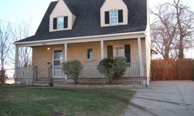 2500 NW 24th Street, Oklahoma City, OK 73107 (MLS #976823) :: Homestead & Co