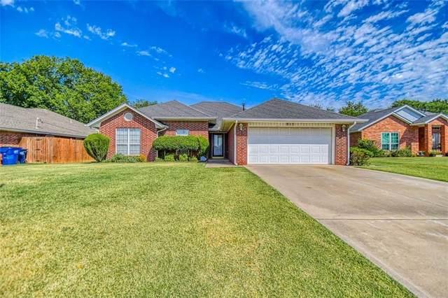 917 Blue Bird Terrace, Purcell, OK 73080 (MLS #976850) :: Maven Real Estate