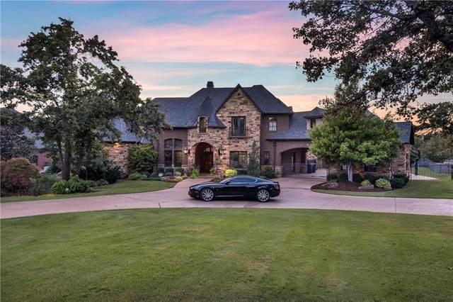 11649 Mill Hollow Court, Oklahoma City, OK 73131 (MLS #976875) :: KG Realty