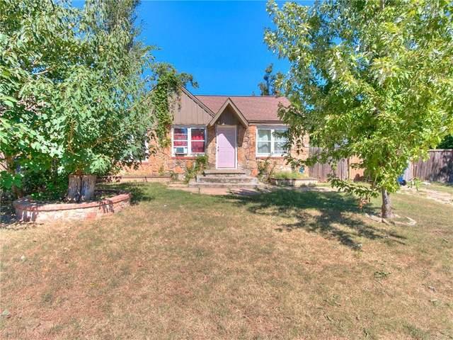 3825 W Park Place, Oklahoma City, OK 73107 (MLS #976898) :: Homestead & Co