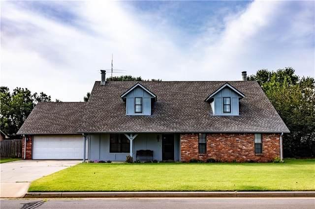 1416 Steiner Road, Weatherford, OK 73096 (MLS #976901) :: Homestead & Co