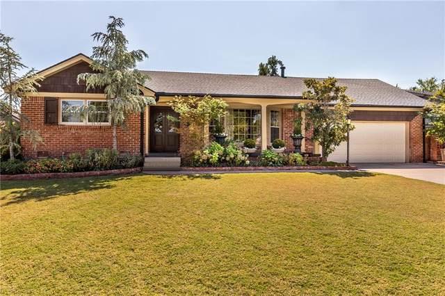 1232 Glenbrook Terrace, Oklahoma City, OK 73116 (MLS #976910) :: Homestead & Co
