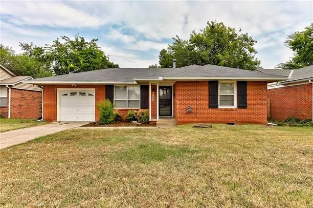 1607 Carlisle Court, Oklahoma City, OK 73120 (MLS #976924) :: Maven Real Estate