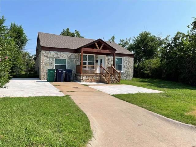 2901 NW 43rd Street, Oklahoma City, OK 73112 (MLS #976930) :: The UB Home Team at Whittington Realty