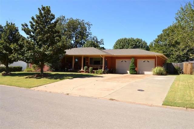 1119 Crestview Drive, Elk City, OK 73644 (MLS #976947) :: Maven Real Estate