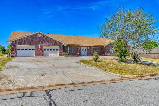 2119 Fairway Drive, Purcell, OK 73080 (MLS #977006) :: Maven Real Estate