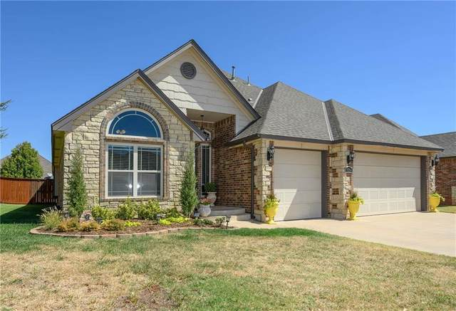 15204 Amber Run, Edmond, OK 73013 (MLS #977056) :: Sold by Shanna- 525 Realty Group