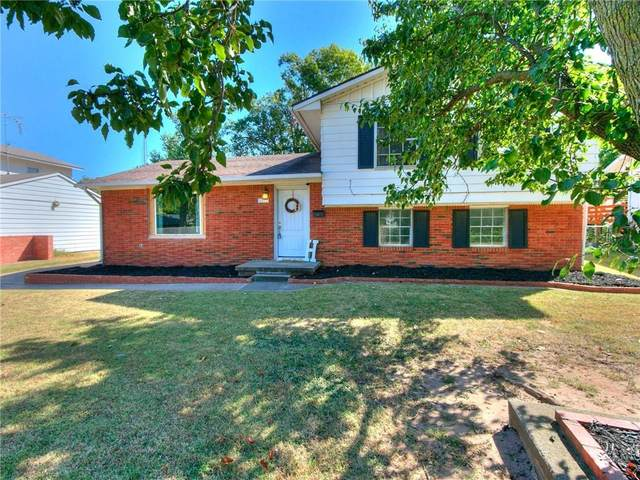 5310 N Tulsa Avenue, Oklahoma City, OK 73112 (MLS #977061) :: Meraki Real Estate